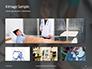 Doctor Taking Pulse of Patient Presentation slide 13