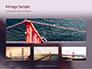 The Golden Gate Bridge From Below Presentation slide 13