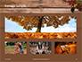 Autumn Pumpkin Decoration Presentation slide 13