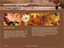 Autumn Pumpkin Decoration Presentation slide 14