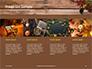 Autumn Pumpkin Decoration Presentation slide 16