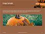 Still Life Harvest with Pumpkins and Gourds for Thanksgiving Presentation slide 10