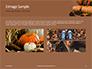 Still Life Harvest with Pumpkins and Gourds for Thanksgiving Presentation slide 12