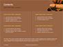 Still Life Harvest with Pumpkins and Gourds for Thanksgiving Presentation slide 2
