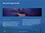 Flying Wooden House in The Blue Sky Presentation slide 14