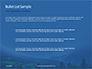 Flying Wooden House in The Blue Sky Presentation slide 7