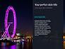 Ferris Wheel at Night Presentation slide 9