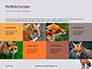 Red Fox in Winter Presentation slide 17