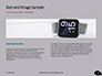 Smart Watches and Fitness Bracelet Presentation slide 14
