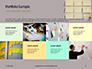 Nine Yellow Sticker Notes Presentation slide 17