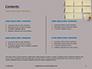 Nine Yellow Sticker Notes Presentation slide 2