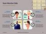 Nine Yellow Sticker Notes Presentation slide 20