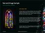 Basilica Stained Glass Window Presentation slide 15
