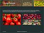Assorted Vegetables on Brown Wooden Crates Presentation slide 12