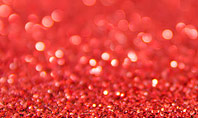 Glowing Red Glitter Texture Background Presentation Presentation Template
