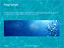 Blue Water Ripple Background Presentation slide 10