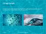 Blue Water Ripple Background Presentation slide 11