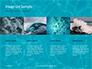Blue Water Ripple Background Presentation slide 16