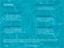 Blue Water Ripple Background Presentation slide 2