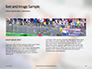 Doctor Bandaging Foot of Female Patient Presentation slide 14