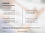 Doctor Bandaging Foot of Female Patient Presentation slide 2
