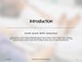 Doctor Bandaging Foot of Female Patient Presentation slide 3