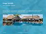 Beautiful Tropical Resort Bungalows Presentation slide 10