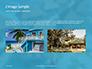 Beautiful Tropical Resort Bungalows Presentation slide 11