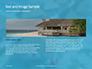 Beautiful Tropical Resort Bungalows Presentation slide 14