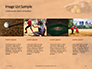 Softball Bat Helmet and Glove on Base Presentation slide 16