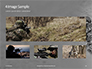 Two Men in Army Uniforms With Guns Presentation slide 13