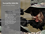 Two Men in Army Uniforms With Guns Presentation slide 9