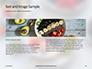 Homemade Oatmeal with Berries Presentation slide 14
