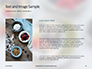 Homemade Oatmeal with Berries Presentation slide 15