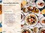 Homemade Oatmeal with Berries Presentation slide 9