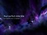 Stars and Nebula Clouds Presentation slide 1