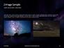 Stars and Nebula Clouds Presentation slide 11