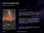 Stars and Nebula Clouds Presentation slide 15
