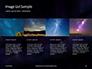 Stars and Nebula Clouds Presentation slide 16