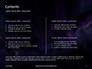 Stars and Nebula Clouds Presentation slide 2
