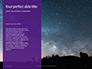 Stars and Nebula Clouds Presentation slide 9