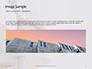 Worm's Eye View on White Concrete Building Presentation slide 10