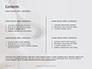 Worm's Eye View on White Concrete Building Presentation slide 2