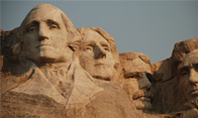 Mount Rushmore Presentation Presentation Template