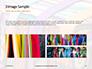 Bright Colored Silk Scarves Presentation slide 12