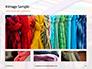 Bright Colored Silk Scarves Presentation slide 13