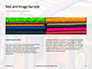 Bright Colored Silk Scarves Presentation slide 14