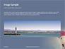 Worm`s Eye View of Lighthouse Presentation slide 10