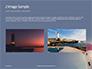 Worm`s Eye View of Lighthouse Presentation slide 11