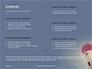 Worm`s Eye View of Lighthouse Presentation slide 2